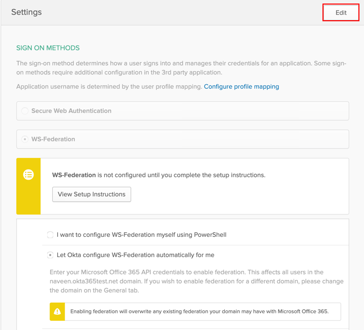 Use Okta MFA to satisfy Azure AD MFA requirements for Office