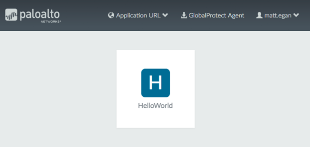 Configure Palo Alto Networks GlobalProtect VPN to