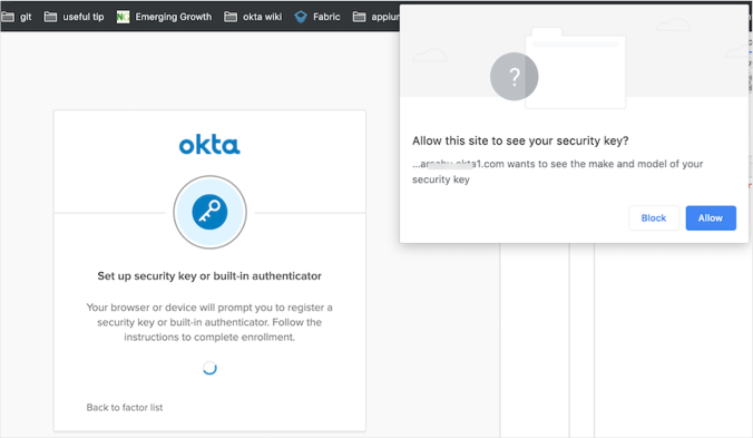 Production Release Notes | Okta